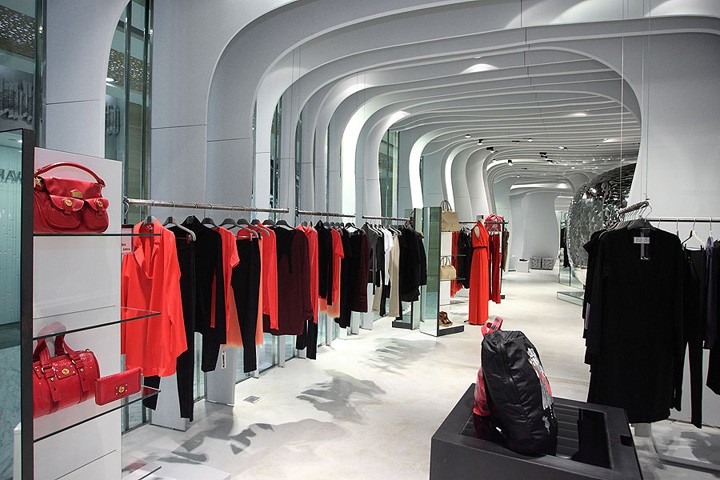 Runway store CLS Architetti Ho Chi Minh City 06 Runway store by CLS Architetti, Ho Chi Minh City   Vietnam