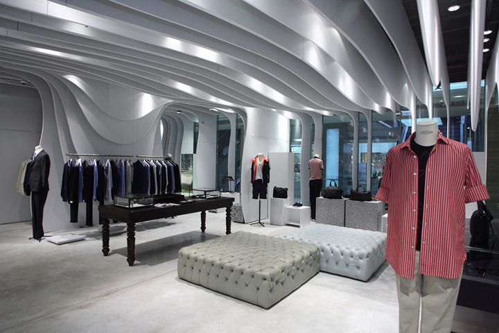 Runway store CLS Architetti Ho Chi Minh City 07 Runway store by CLS Architetti, Ho Chi Minh City   Vietnam