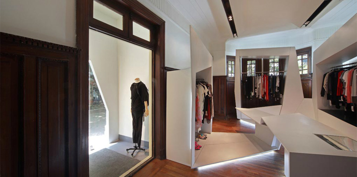TIPS Fashion Store by byn Shanghai 02 TIPS Fashion Store by ///byn, Shanghai