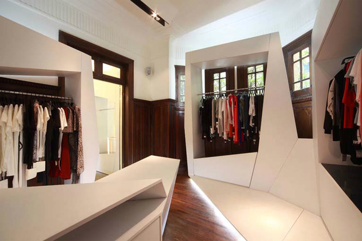 TIPS Fashion Store by byn Shanghai 03 TIPS Fashion Store by ///byn, Shanghai