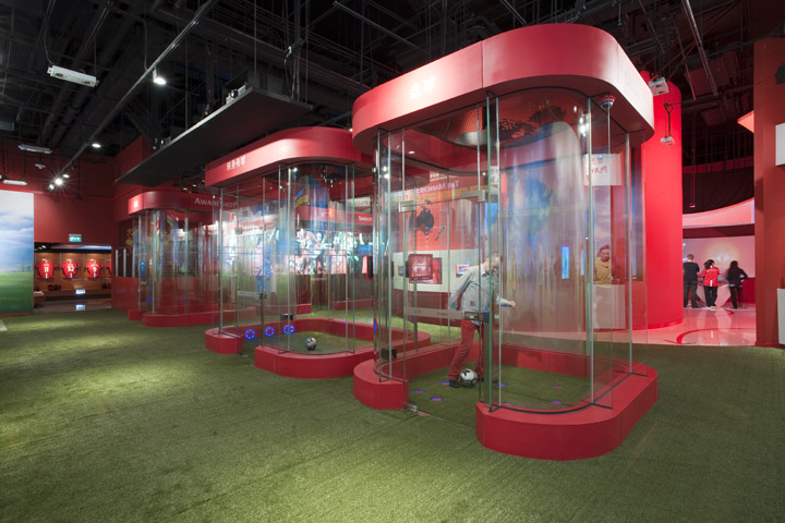 187 The Manchester United Experience Retail By Head