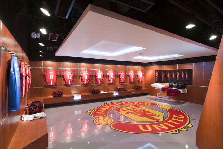 The Manchester United Experience Retail Head Architecture Macau