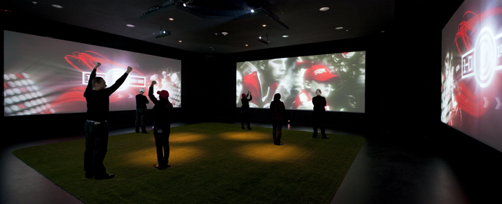 The Manchester United Experience Retail by HEAD 05 The Manchester United Experience Retail by HEAD Architecture, Macau