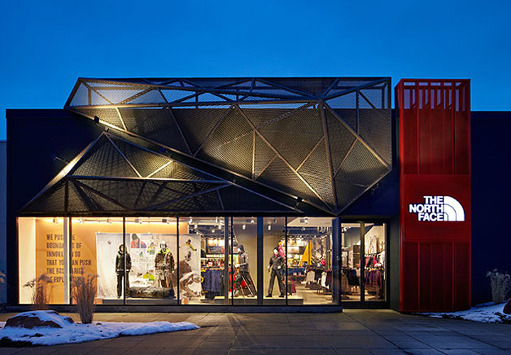 The North Face by Gensler Indianapol