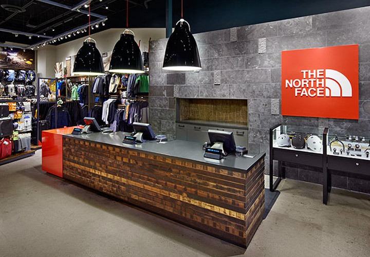 The North Face by Gensler Indianapolis The North Face by Gensler, Indianapolis