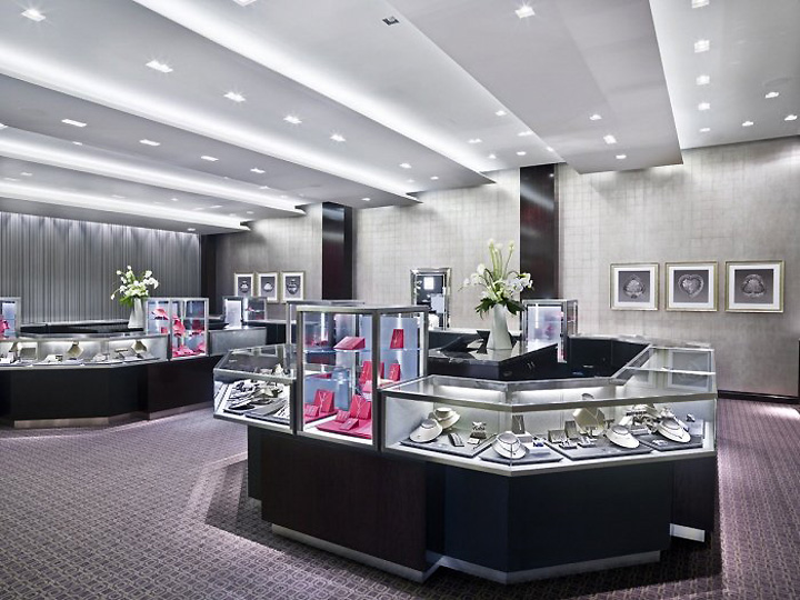 » Tiffany & Co. jewellery, Las Vegas
