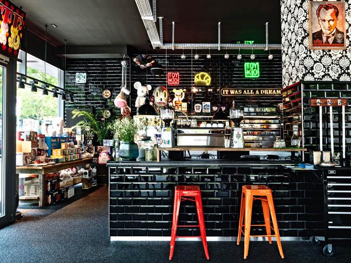 Toykio Coffee Gallery Düsseldorf