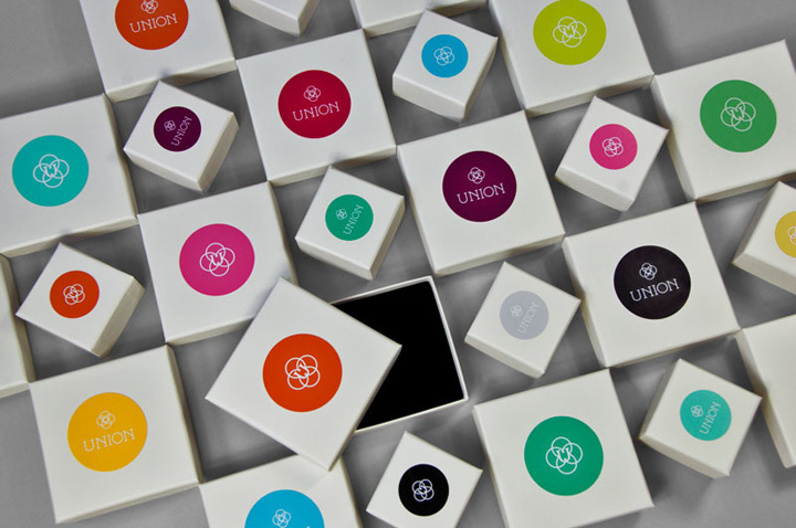Union jewellery branding by Red Design 06 Union jewellery branding by Red Design