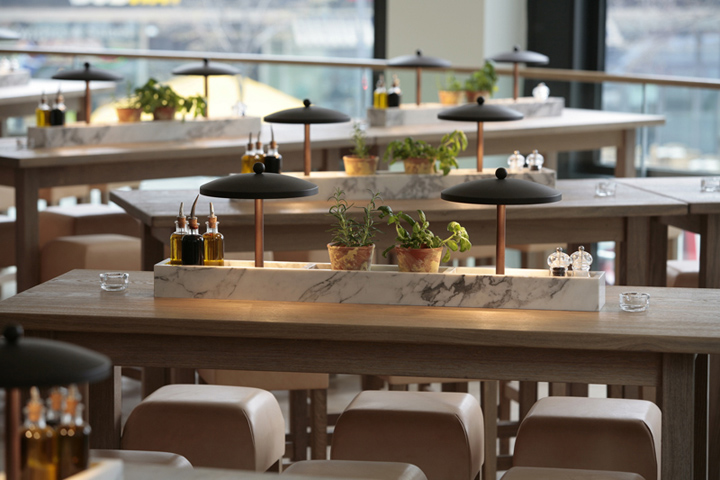 187 Vapiano Slow Food By Matteo Thun