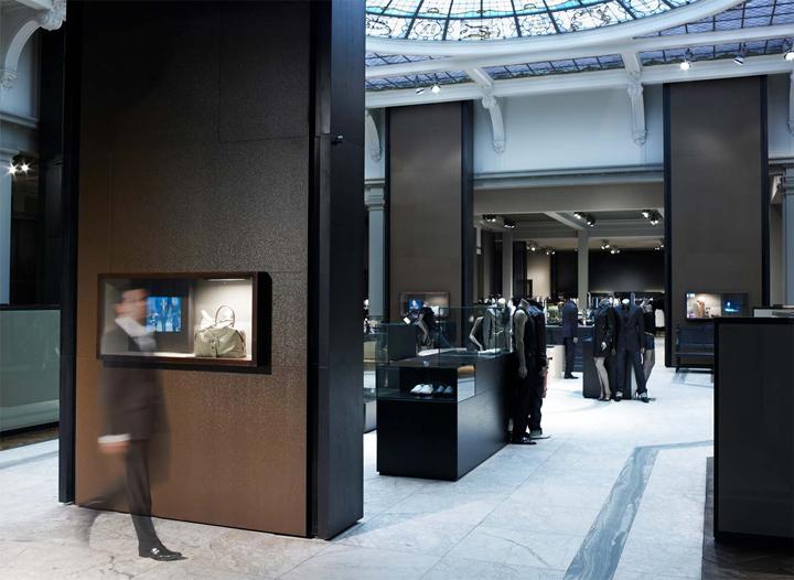 Verso Store Antwerp 187 Retail Design Blog