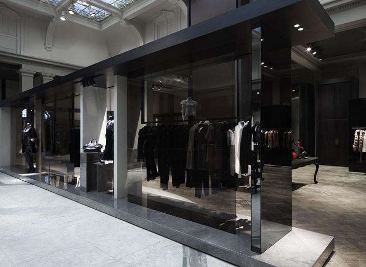 luxury fashion retail design blog