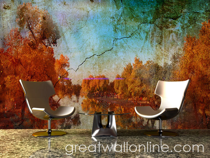 Wallgazer by Great Wall Custom Coverings 02 Wallgazer collection by Great Wall Custom Coverings