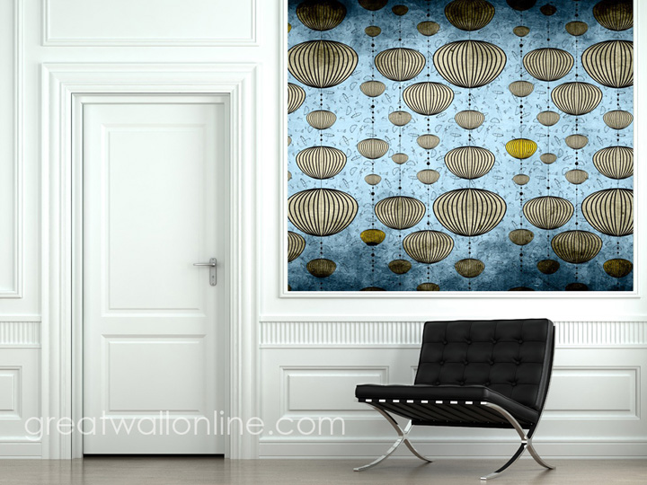 Wallgazer by Great Wall Custom Coverings 03 Wallgazer collection by Great Wall Custom Coverings