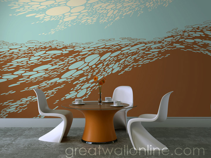 Wallgazer by Great Wall Custom Coverings Wallgazer collection by Great Wall Custom Coverings