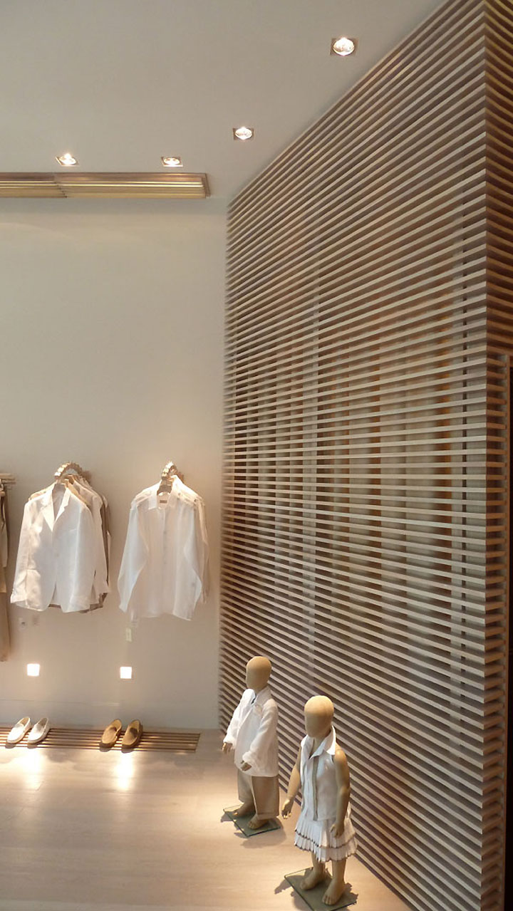 100 Capri Store By Giachi Design Miami 187 Retail Design Blog