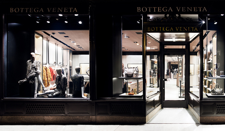 bottega veneta concept store new york retail design blog