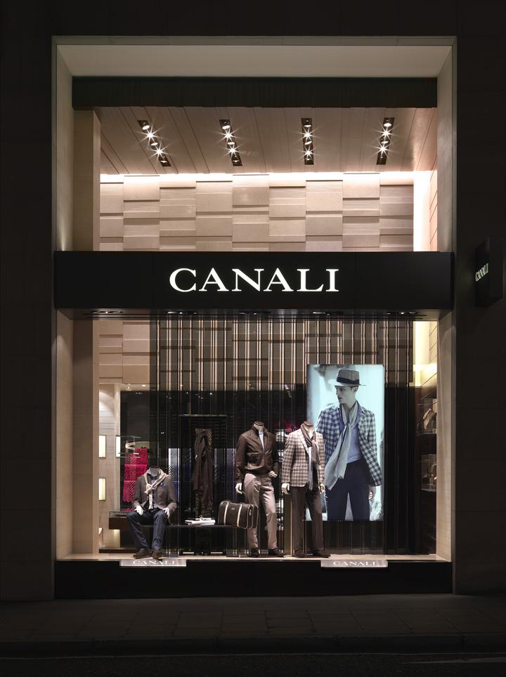 187 Canali Building By Grassicorrea London
