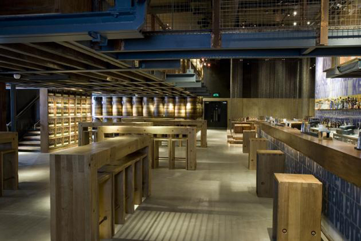 Carbon Bar by B3 Designers, London