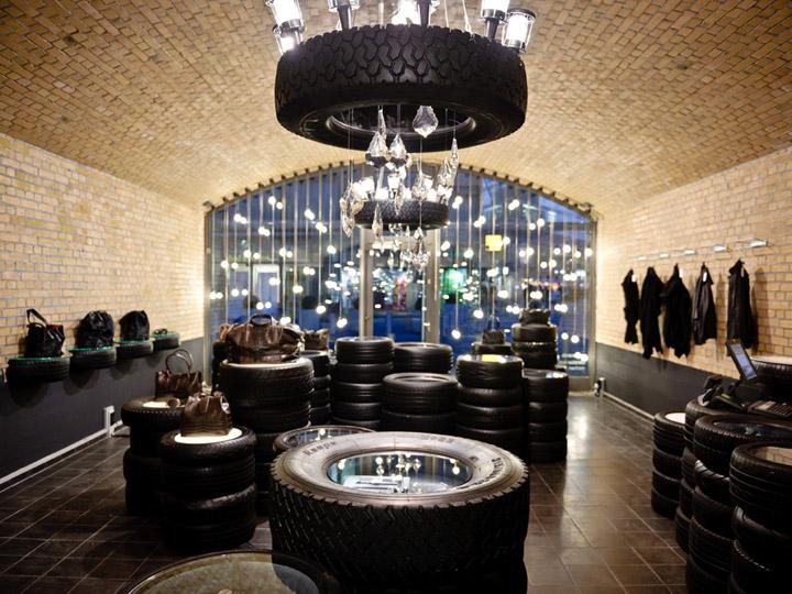 Christian koban jewelry shop by studio kattentidt berlin for Design shops berlin
