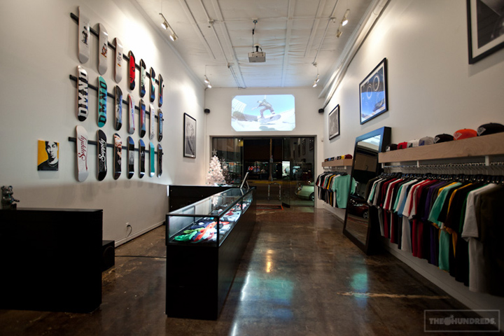 Fairfax clothing stores