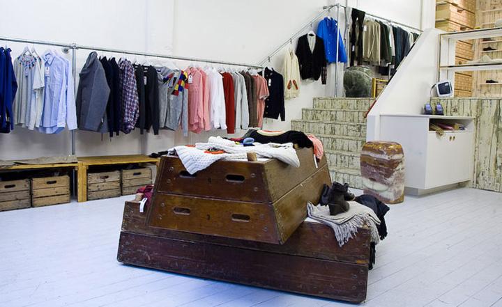 *Folk clothing:英國新指標就在Lamb's Conduit Street  7