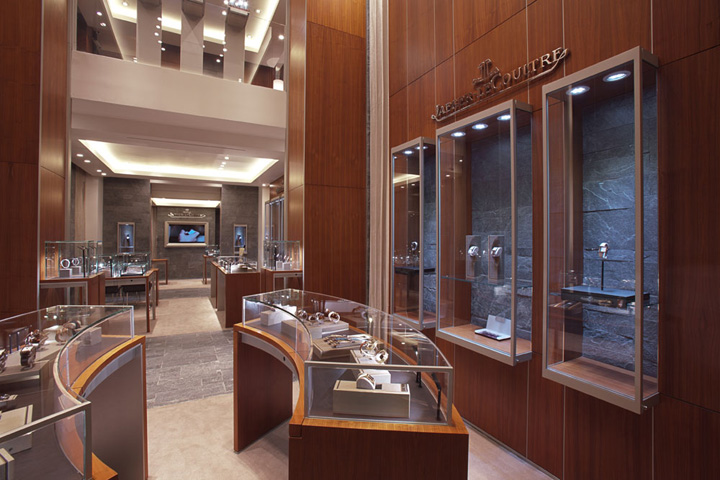 187 Jaeger Lecoultre Boutique Mexico City
