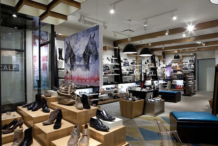 ideas of shoe store interior design - Retail Store Design Ideas