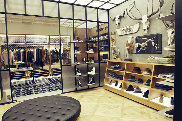 Fashion store retail design blog for Home interior shopping