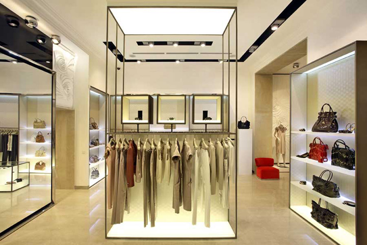 Moliera 2 Boutique by Robert Majkut, Warsaw » Retail Design Blog