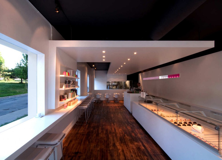 nadege patisserie bakery shop by nka toronto