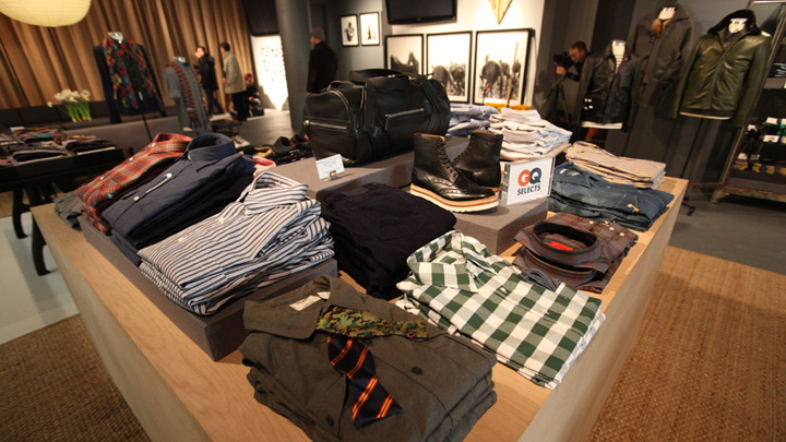 Park Bond pop up shop New York 03 GQ at Park & Bond pop up shop, New York