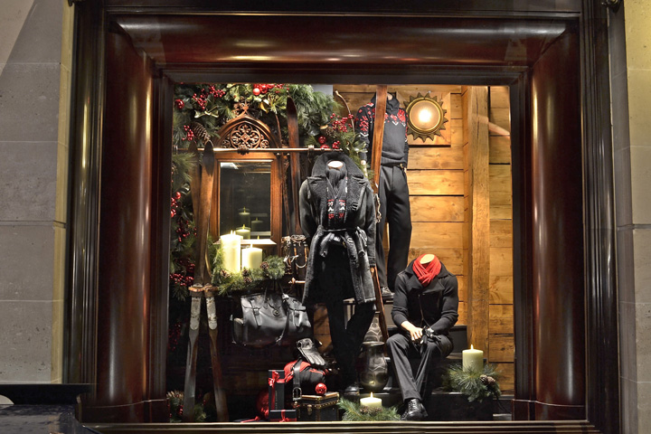 Ralph Lauren windows London 02 Ralph Lauren windows, London