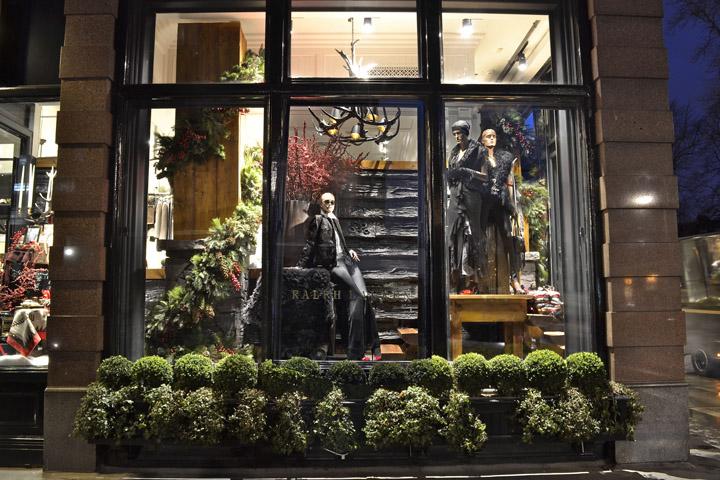 Ralph Lauren windows London 12 Ralph Lauren windows, London