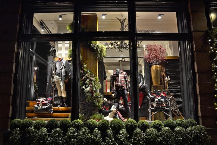 Ralph Lauren windows London 13 Ralph Lau