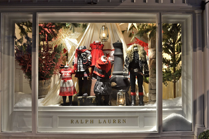 Ralph Lauren windows London 15 Ralph Lauren windows, London
