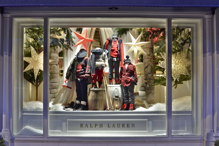 Ralph Lauren windows London 19 Ralph Lauren windows, London