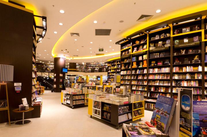 Saraiva Bookstore by FAL Design Estrategico Sao Paulo 02 Saraiva Bookstore by FAL Design Estratégico, São Paulo