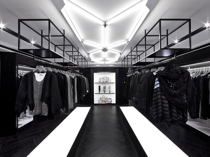 Shine store by NC Design Hong Kong Shine store by NC Design, Hong Kong