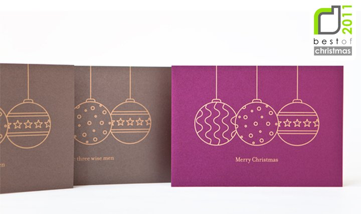 sparkling christmas mailing by anja leidel - Mailing Christmas Cards