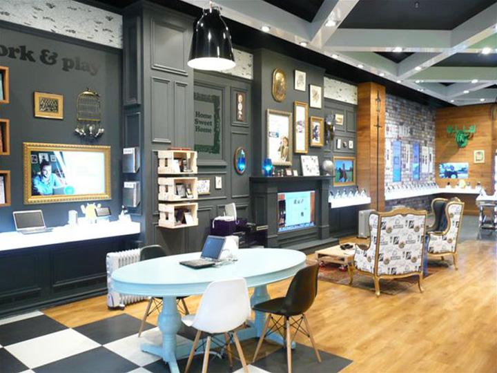Telecom store Gascoigne Associates Designworks Wellington 07 Telecom store by Gascoigne Associates & Designworks, Wellington   New Zealand