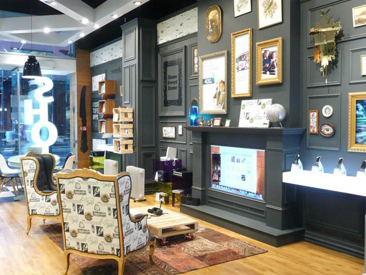 Telecom store Gascoigne Associates Designworks Wellington 08 Telecom store by Gascoigne Associates & Designworks, Wellington   New Zealand