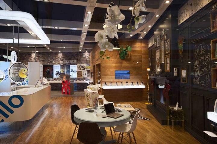 Telecom store Gascoigne Associates Designworks Wellington 10 Telecom store by Gascoigne Associates & Designworks, Wellington   New Zealand