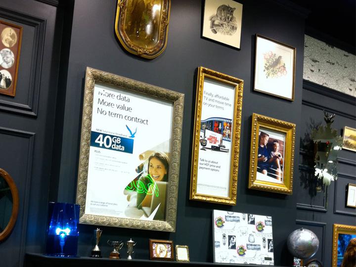 Telecom store Gascoigne Associates Designworks Wellington 13 Telecom store by Gascoigne Associates & Designworks, Wellington   New Zealand