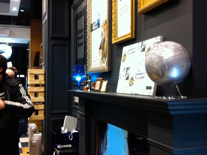 Telecom store Gascoigne Associates Designworks Wellington 14 Telecom store by Gascoigne Associates & Designworks, Wellington   New Zealand