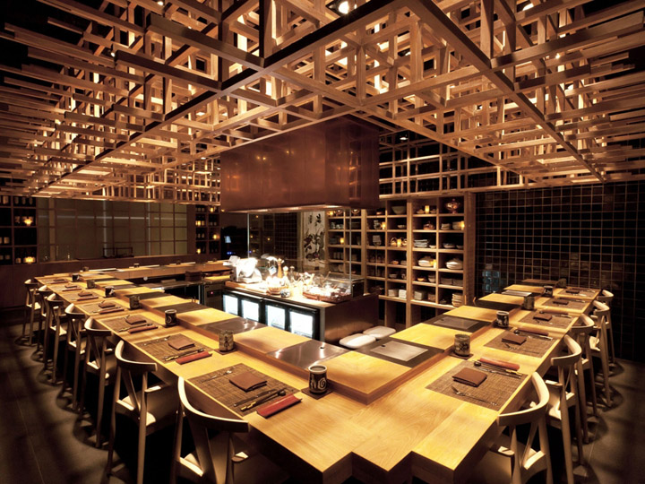 Restaurant Interiors On Pinterest Restaurant Interior
