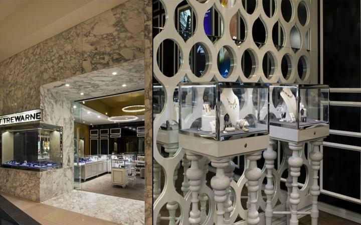 187 Trewarne Fine Jewelry Store By Mim Design Chadstone