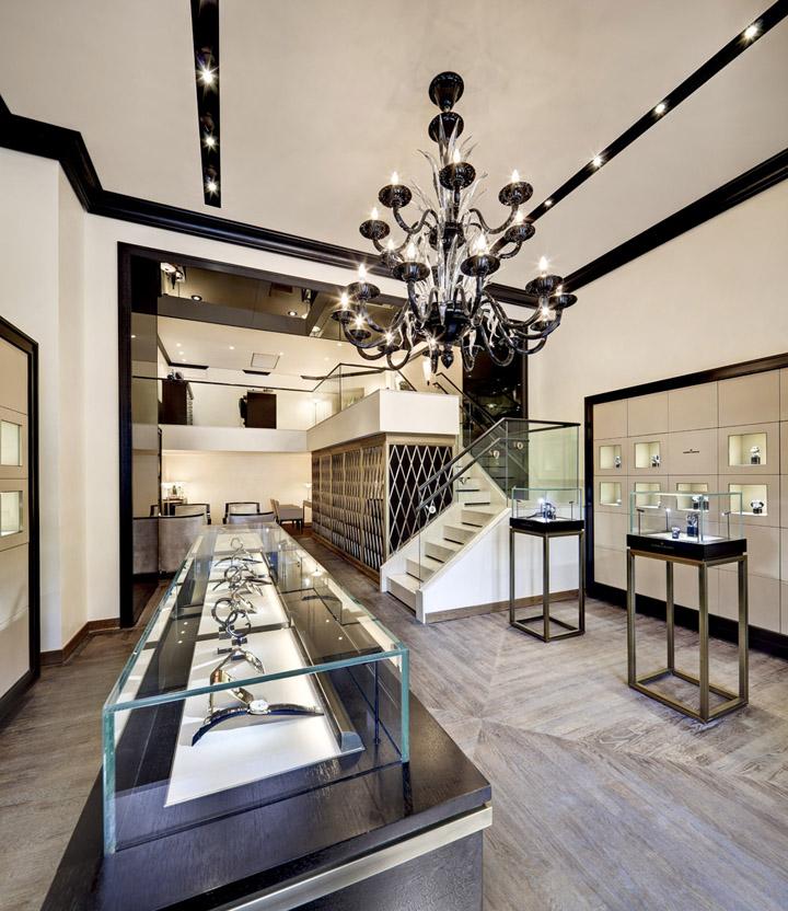 187 Vacheron Constantin Watch Boutique New York
