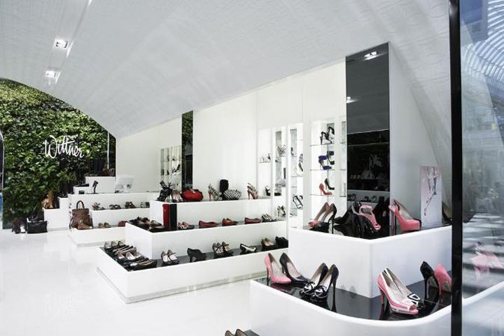 Wittner shoe store by Studio Ginger Chadstone 04