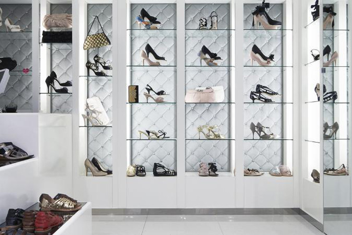187 Wittner Shoe Store By Studio Ginger Chadstone
