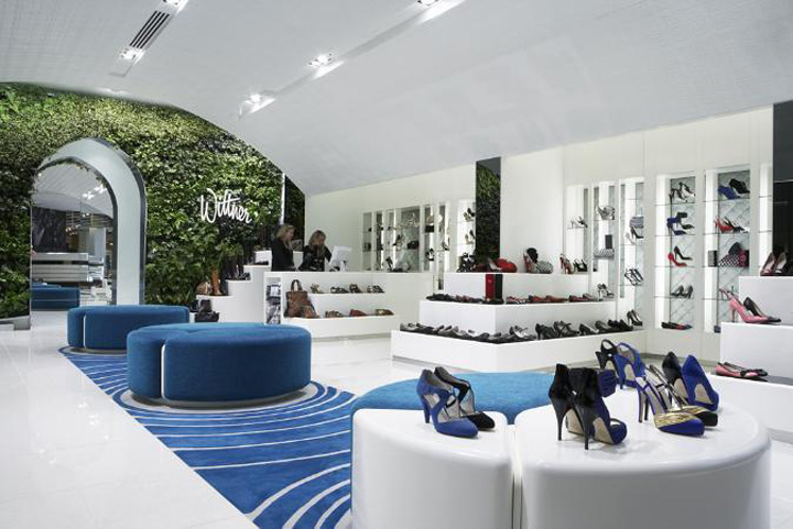 Shoe Store Design On Pinterest Fashion Store Design Retail Store Design And Shoe Display